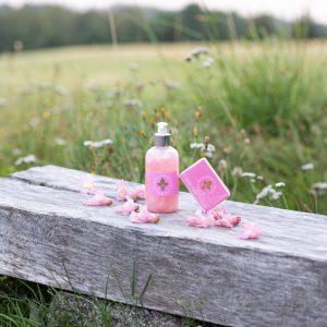 ruususaippua rose soap