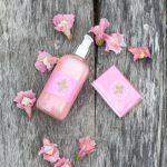 ruusunestesaippua ruusupalasaippua rose soap