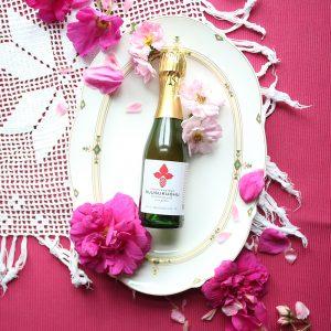 Ruusukuohu rose sparkling wine