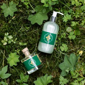 metsäsaippua metsähuonetuoksu forest soap forest room fragrance
